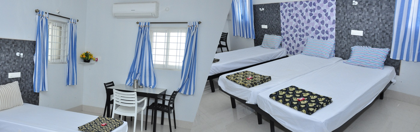 Guest House on Monthly Rental in Pondicherry
